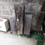 立水栓高さ調整